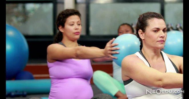 hamilelik egzersiz