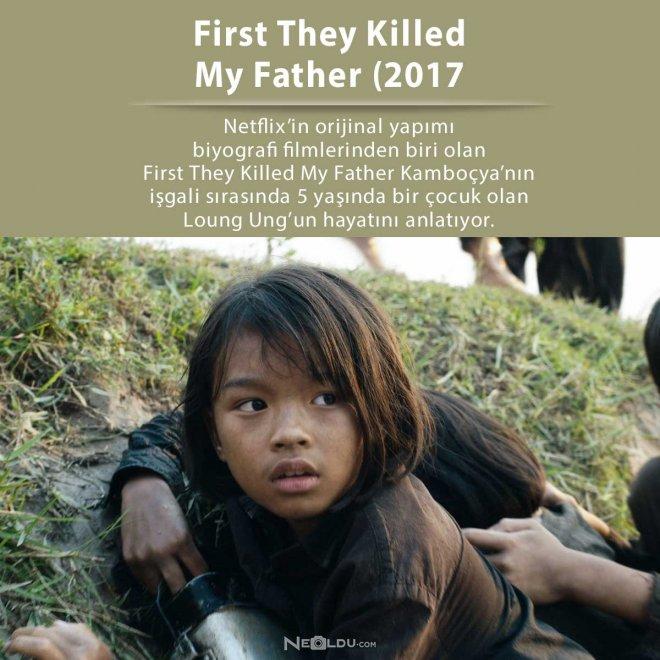 Netflix Biyografi Filmleri