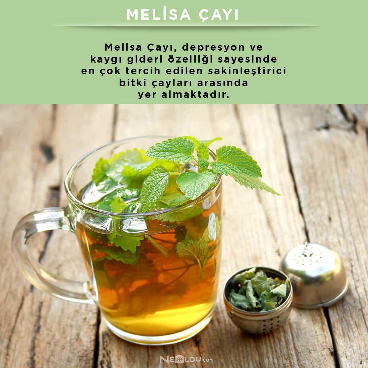 Rahatlatıcı Etkiye Sahip Bitki Çayları