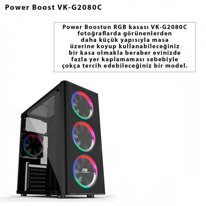 Power Boost VK-G2080C