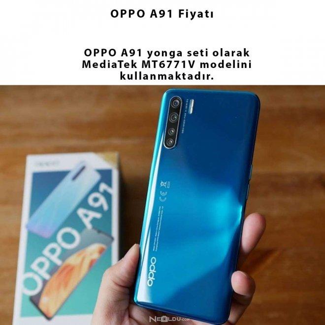 OPPO A91 Fiyatı