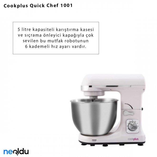 Cookplus Quick Chef 1001