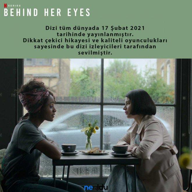 Behind Her Eyes dizi inceleme