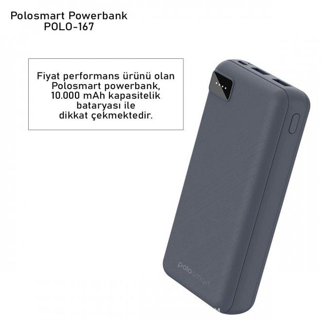 Polosmart Powerbank POLO-167