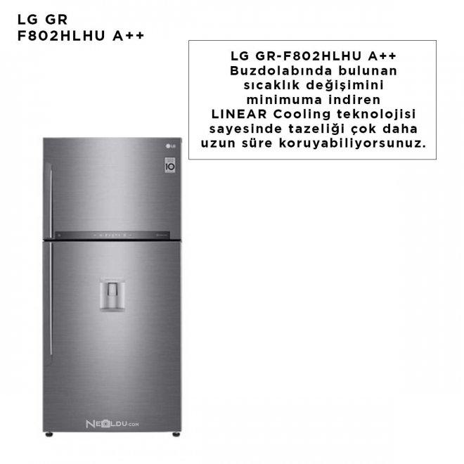LG GR-F802HLHU A++