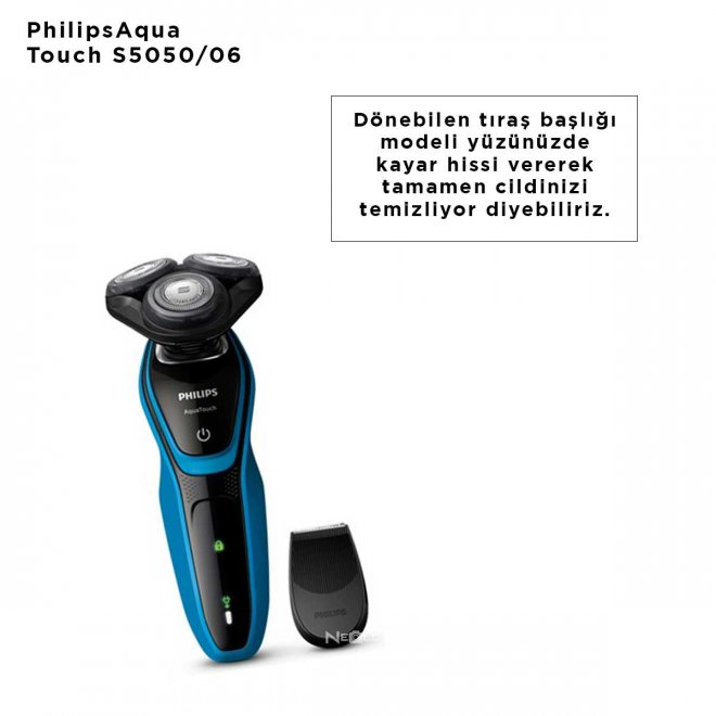 PhilipsAqua Touch S5050/06