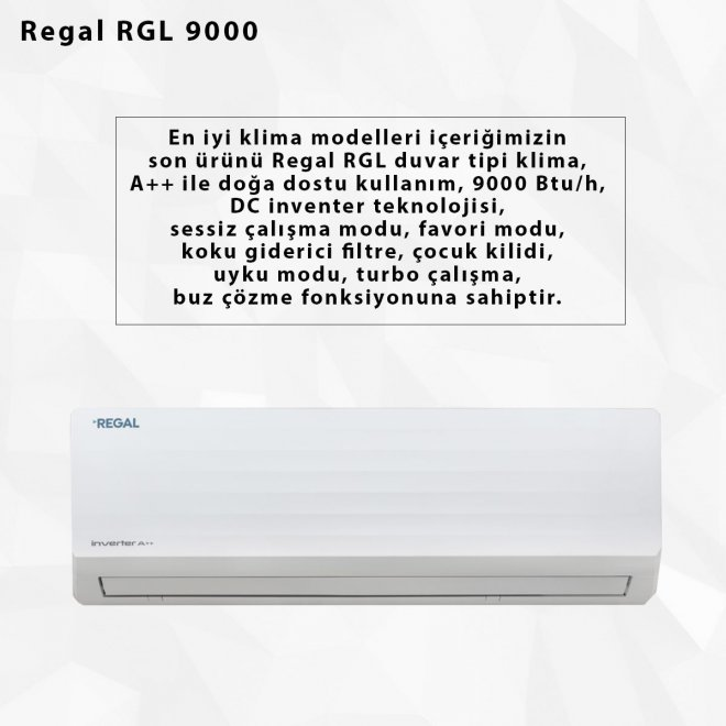 Regal RGL 9000