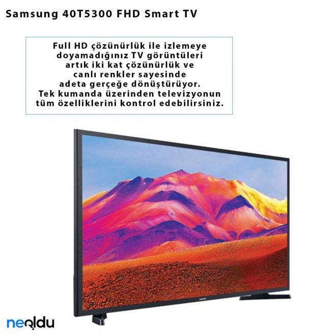 Samsung 40T5300 FHD Smart TV
