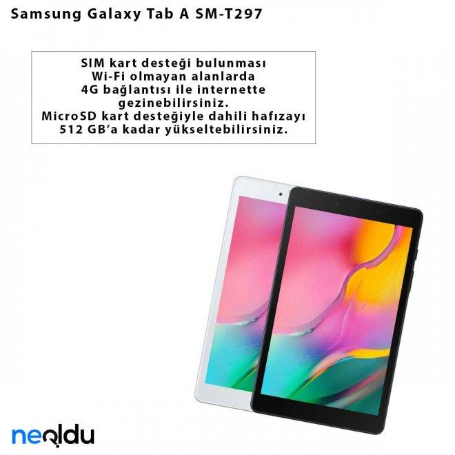 Samsung Galaxy Tab A SM-T297