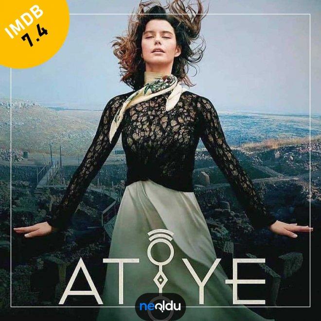Atiye (2019- ) – IMDb: 7.4