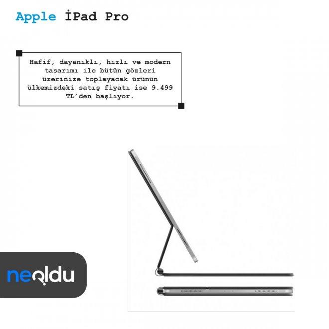 Apple iPad Pro fiyat