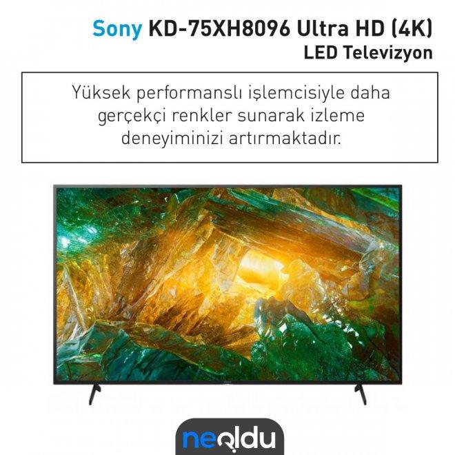 Sony KD-75XH8096 Ultra HD (4K)