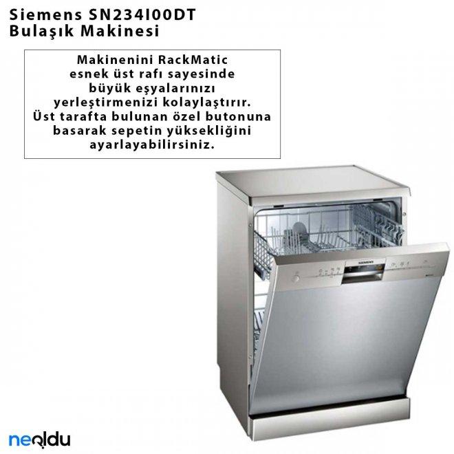 en iyi Siemens bulaşık makinesi