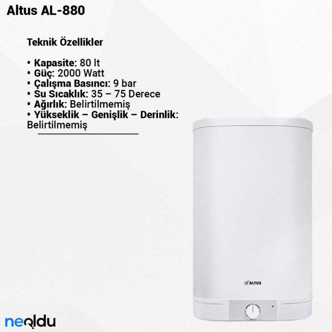 Altus AL-880