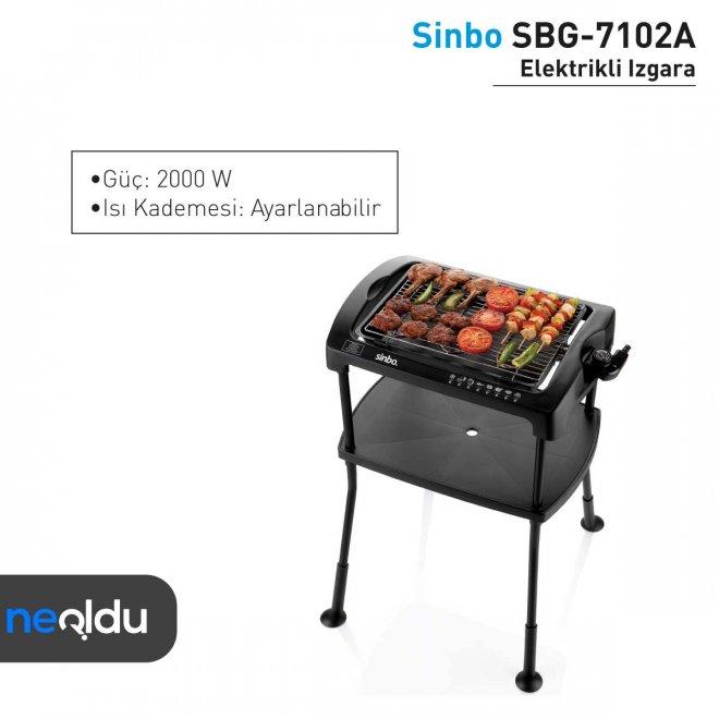 Sinbo SBG-7102A