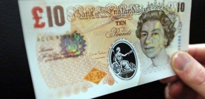 10 sterlin