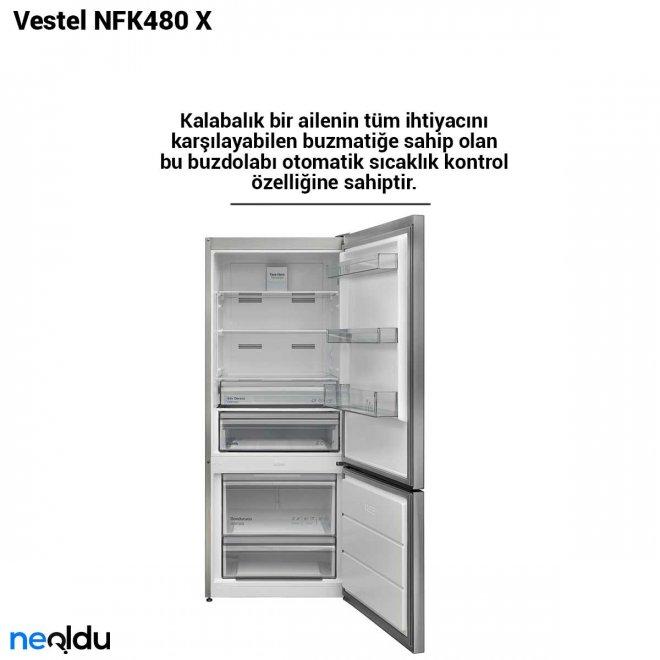 Vestel NFK480 X