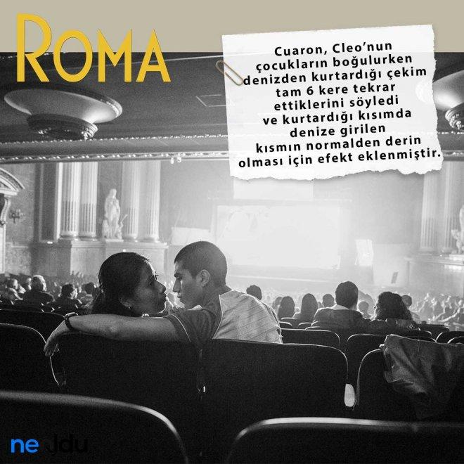 Roma Filmi Hikayesi