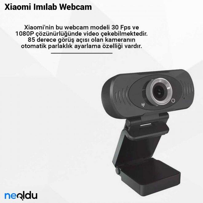 Xiaomi Imılab Webcam