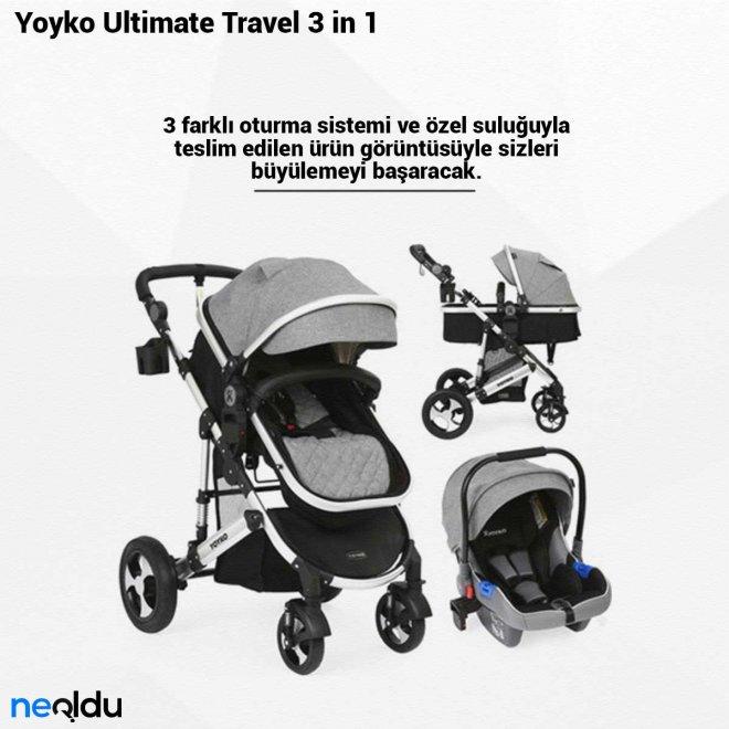 Yoyko Ultimate Travel 3 in 1