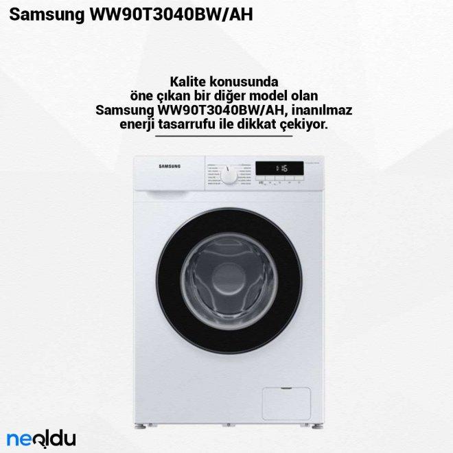 Samsung WW90T3040BW/AH