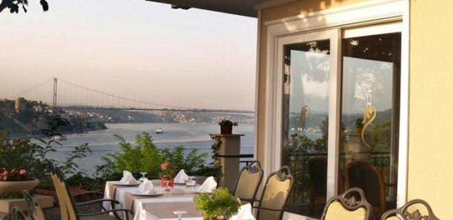 Hünkar Köşk Restaurant Üsküdar