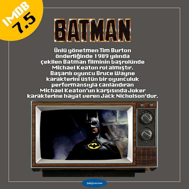 En İyi Batman Filmleri