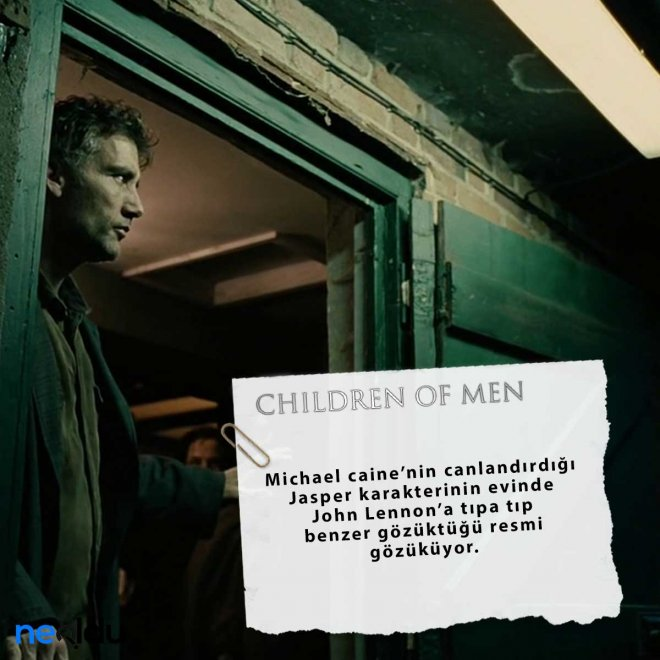 children of men oyuncuları