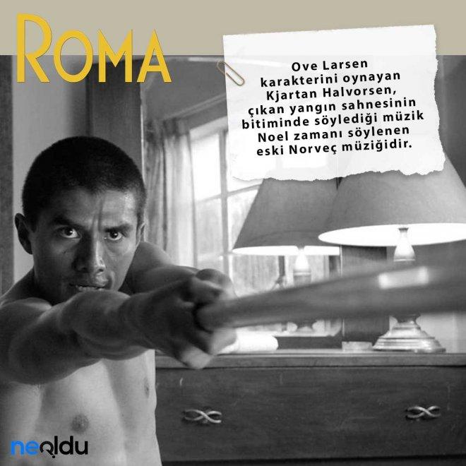 Roma Filmi Konusu