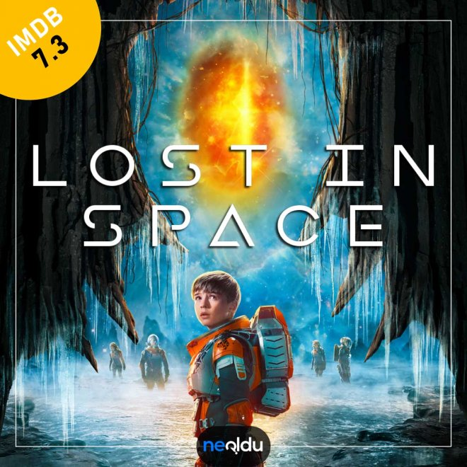 Lost in Space (2018) – IMDb: 7.3
