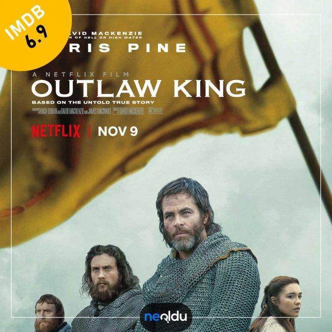 Outlaw King (2018) – IMDb: 6.9