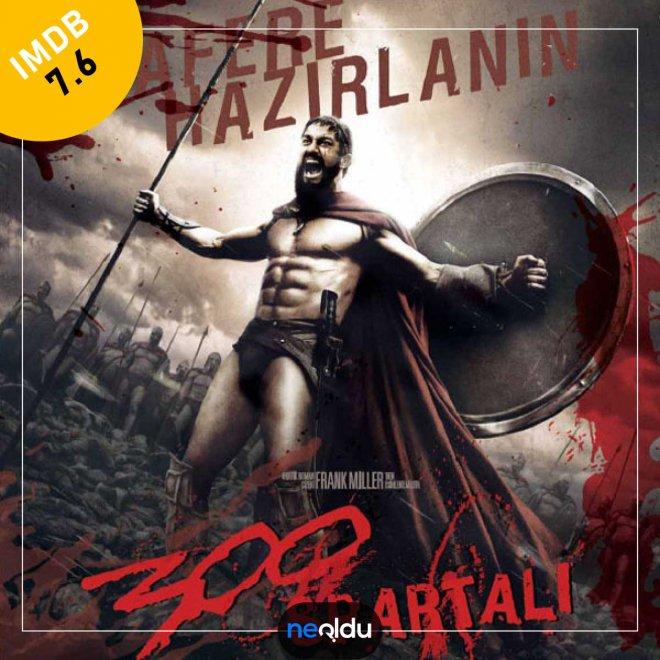300 Spartalı (2006) – IMDb: 7.6