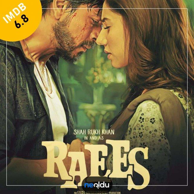 Raees (2017) – IMDb: 6.8