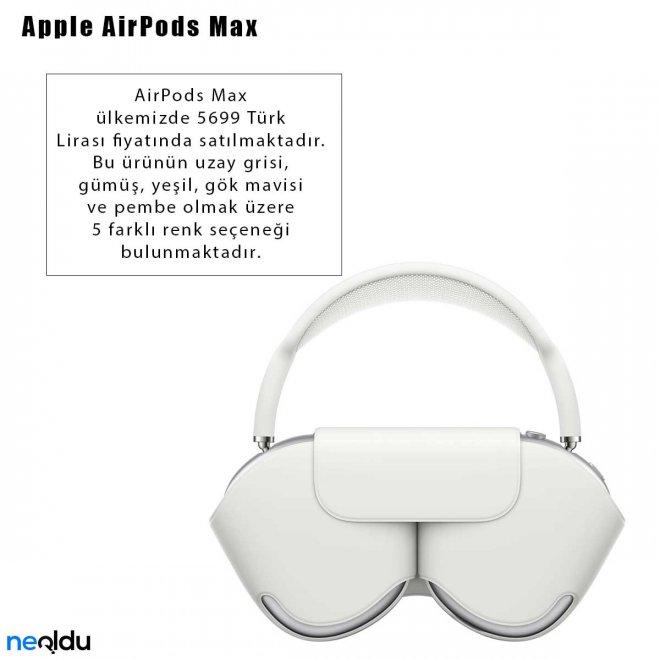 Apple AirPods Max Fiyatı