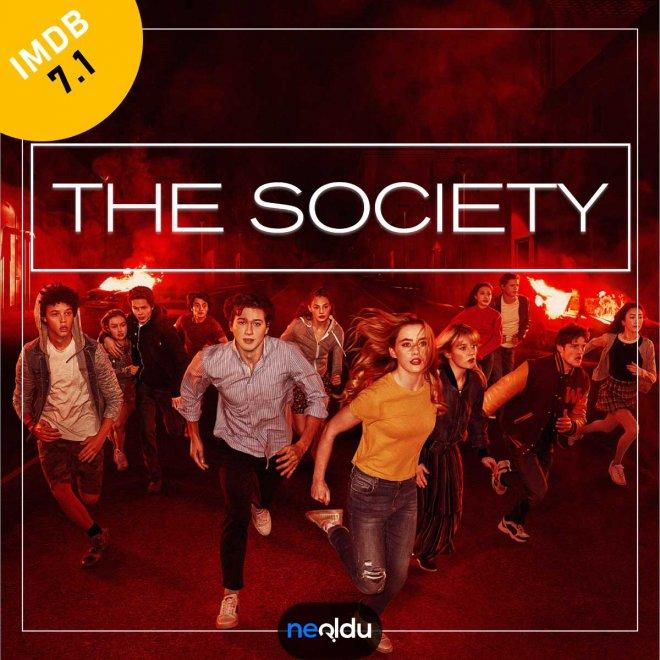 The Society (2019) – IMDb: 7.1
