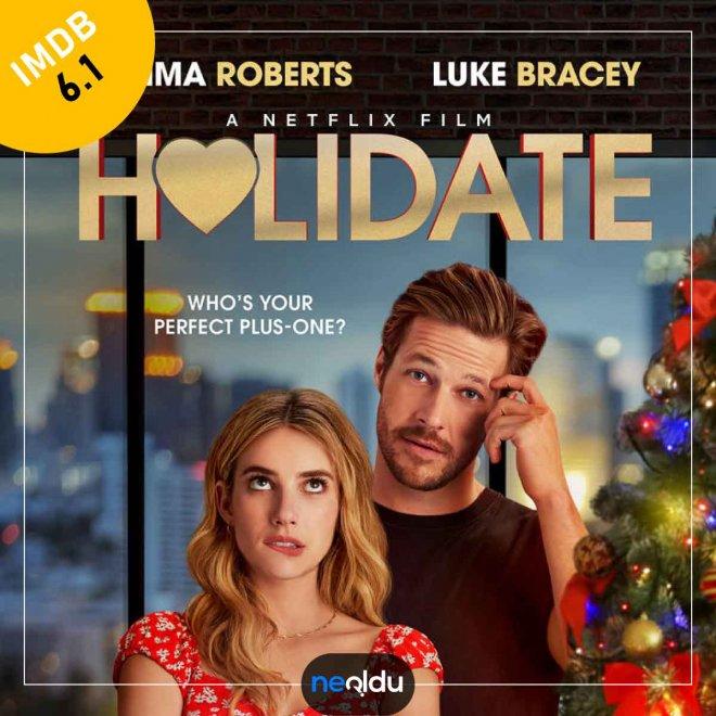 Holidate (2020) – IMDb: 6.1