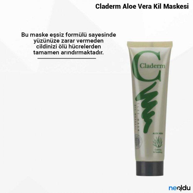 CladermAloe Vera Kil Maskesi