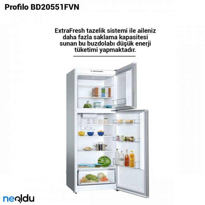 Profilo BD20551FVN