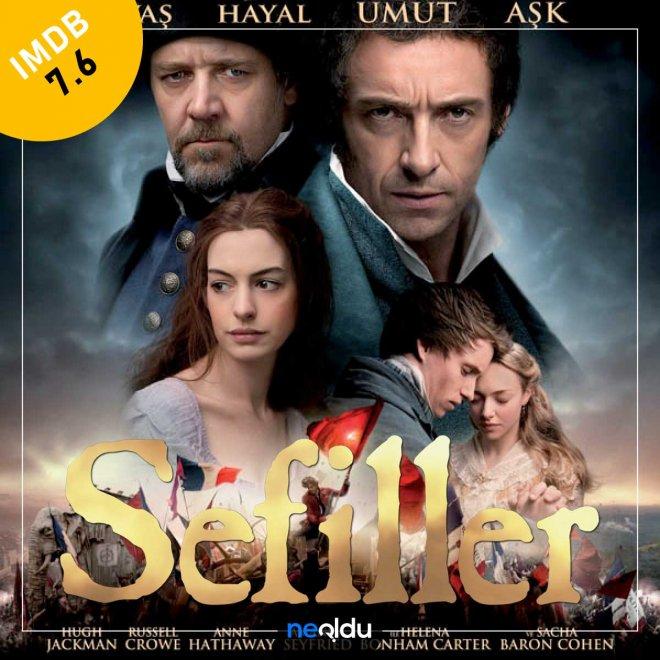 Sefiller (2012) – IMDb: 7.6