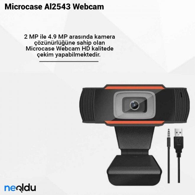 Microcase Al2543 Webcam