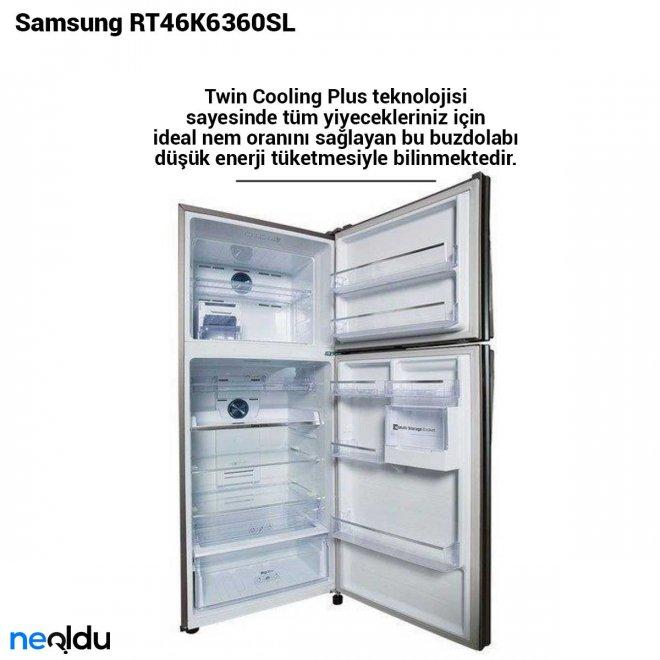 Samsung RT46K6360SL