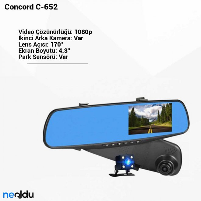 Concord C-652