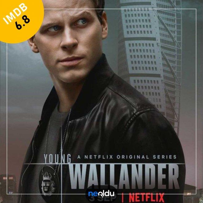 Young Wallander (2020- ) – IMDb: 6.8