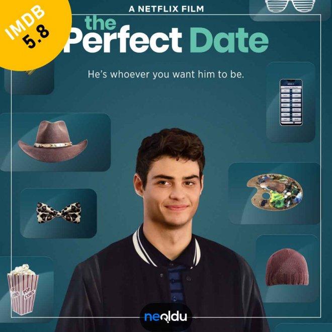 The Perfect Date (2019) – IMDb: 5.8