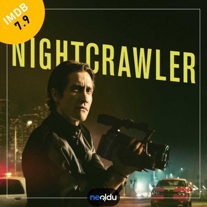 Gece Vurgunu (2014) – IMDb: 7.9