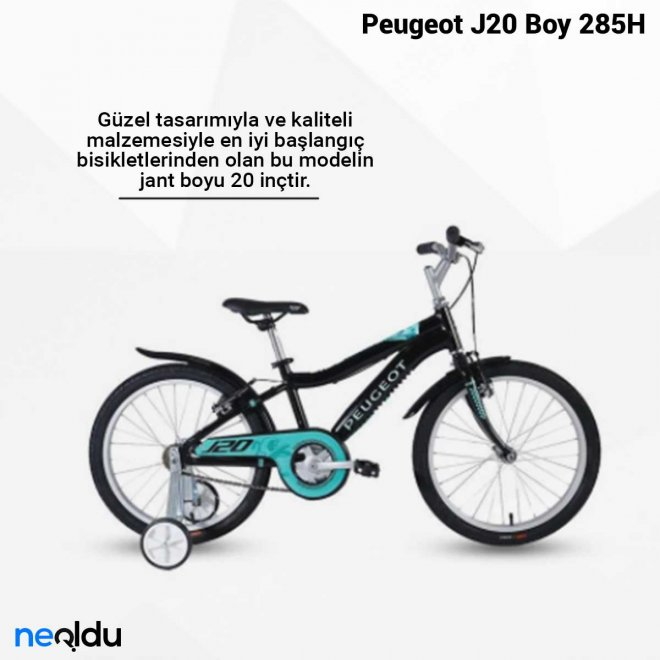 Peugeot J20 Boy 285H