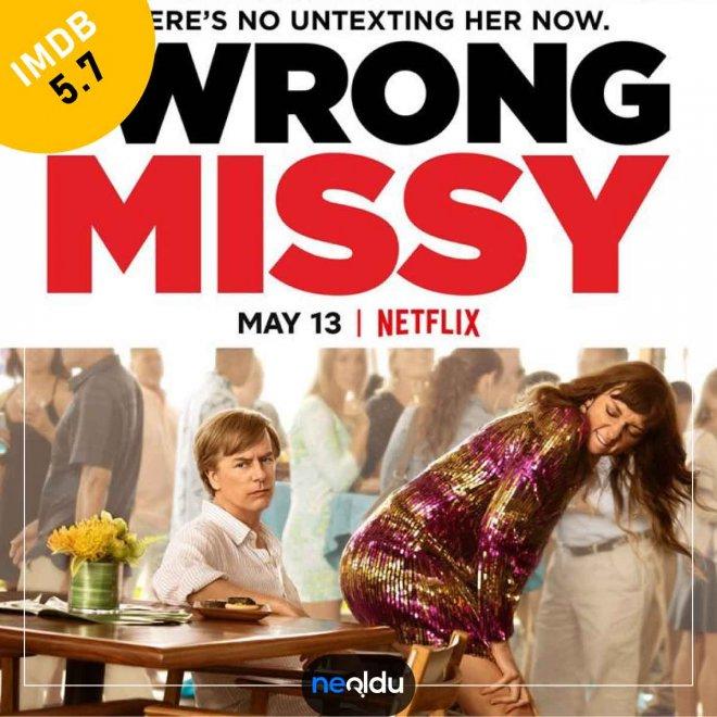 Yanlış Missy (2020) – IMDb: 5.7