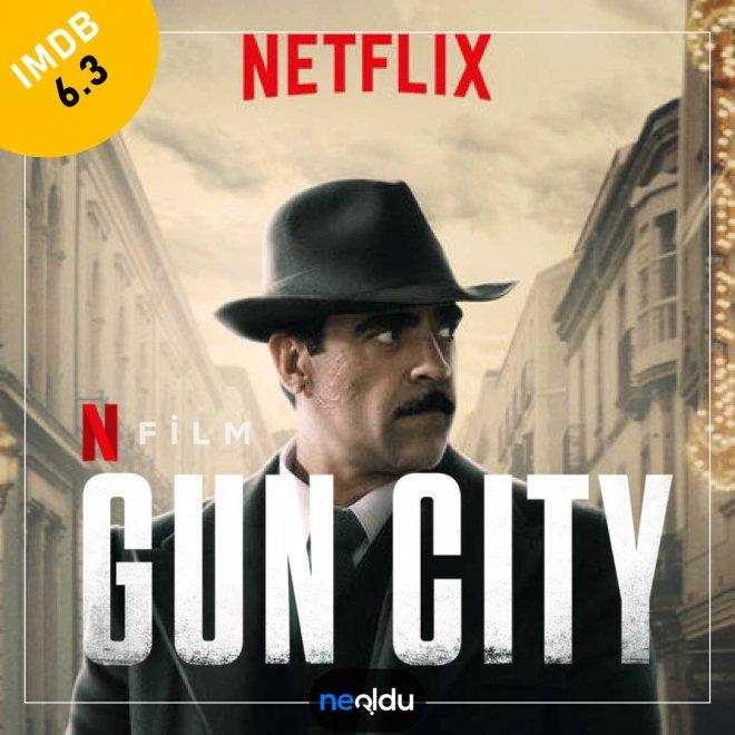 Gun City (2018) – IMDb: 6.3