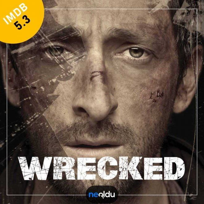 Wrecked (2010) – IMDb: 5.3