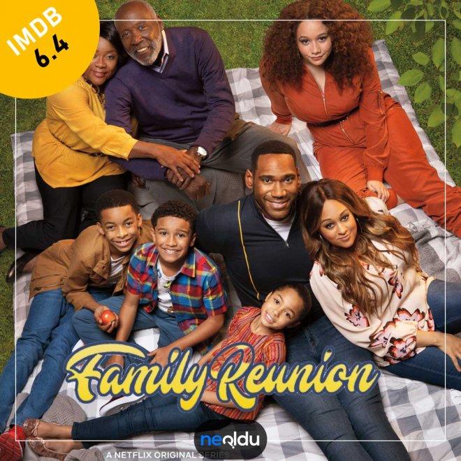 Family Reunion (2019- ) – IMDb: 6.4